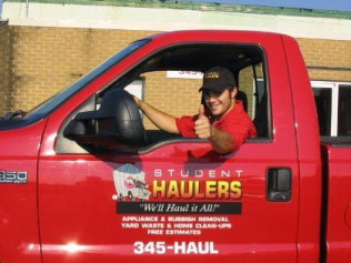 Student Haulers: Portage, MI: Junk Removal & Construction Cleanup